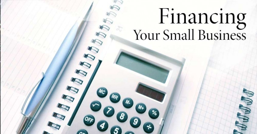 financing For Your Small Business